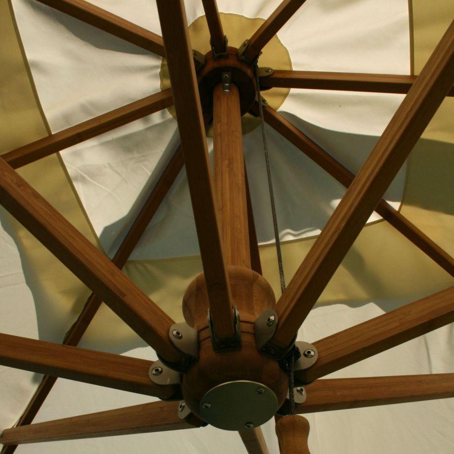 ampelschirm 400 x 400 cm